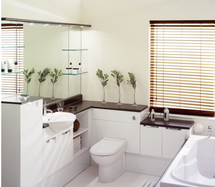 Fitted Bathroom Furniture Manufacturers: Ambiance Bain Fitted Furniture
