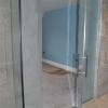 Bespoke Glass Door Open