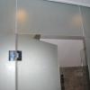 Luxury Bespoke Glass Above Door Panel