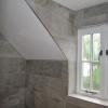 Luxury Ensuite Installation Window Tiling