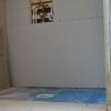 Luxury Ensuite Walk In Wet Room Preparation
