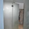 Luxury Wet Room Installation Glass Door Detail
