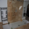 Ensuite Shower Wall