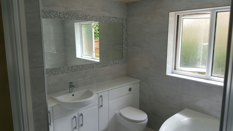 Finished Bathrooms - CK-BB