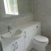 Luxury Bathroom Installation With Fitted Furniture