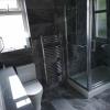 Luxury Bathroom Installation Including Twyford Hydr8 Cubicle & Zehnder Chrome Radiator