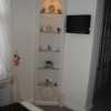 New Bedroom Extension TV And Glass Display Unit