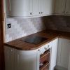 Luxury Kitchen Installation With Wicker Baskets