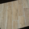 Wood Effect Floor Tiling