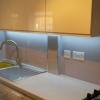 Luxury Fitted Kitchen With AXIOM Splashbacks