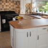 Luxury Fitted Kitchen With Range Cooker & Breakfast Bar Area