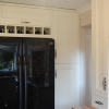 Luxury Fitted Kitchen With Integrated American Fridge Freezer
