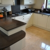 Luxury Kitchen Installation Including MINERVA Solid Worktops