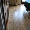 Solid Oak Floor Installation