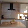 Luxury Kitchen Installation - Cooker Hood Detail