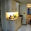 Luxury Kitchen Installation - Hilton Ivory