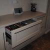 Luxury Kitchen Installation - Super Deep Pan Drawer Detail