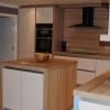 Luxury Kitchen Installation - Worktop Downstand Detail