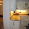Luxury Kitchen Installation - Worktop & Upstand Detail