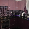 Luxury High Gloss Fitted Kitchen In LILAC & PLUM