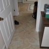 Matching Floor Tiling Throughout Entrance Hallway