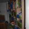 LifeSpace Maple Childrens Bedroom Storage Shelves