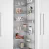 Tall Larder Integrated Pull Out Column