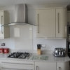 Luxury Kitchen Installation Including Curved End Units