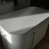 M STONE Island Curved Worktop