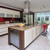 Apex Cream Gloss Kitchen