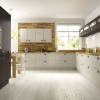 Apex Premier Oak Melinga and White Avola Kitchen Jan 2012