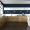 Apex Premier Sambesi and White Gloss Kitchen Jan 2012