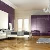 Linea Aubergine Gloss Roomset