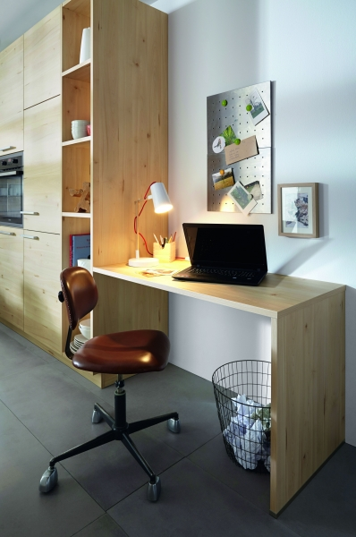 Schuller LIMA Norway Maple Effect Home Office By Complete Kitchens