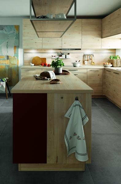 Schuller LIMA Norway Maple Effect Kitchen