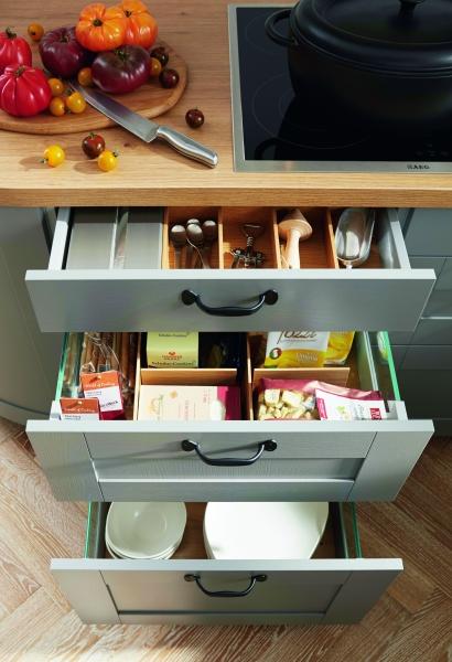 Schuller VDG8 Drawer System By Complete Kitchens