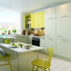Schuller UNI MATT Crystal Grey Matt By Complete Kitchens