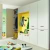Schuller UNI MATT Crystal Grey Matt Wardrobe Unit