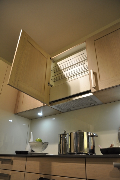 Schuller FINO Canopy Hood Unit Including Spice Rack