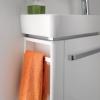 E200_500_compact_LH_White_furniture_towel_rail