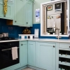 Crown-Imperial-Midsomer-Green-Blue-Painted-Shaker