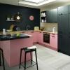 Schuller BIELLA Pastel Rose Satin By Complete Kitchens