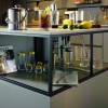 Schuller SIENA Open Frame Work Unit By Complete Kitchens